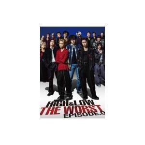 HiGH & LOW THE WORST EPISODE.0 ≪DVD2枚組≫  〔DVD〕|hmv
