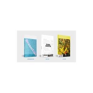 THE BOYZ / 4th Mini Album:  DreamLike (ランダムカバー・バージョン)  〔CD〕