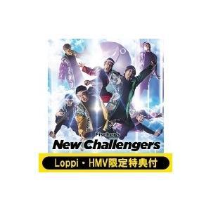 フィッシャーズ / New Challengers 【初回限定盤】  〔CD〕|hmv