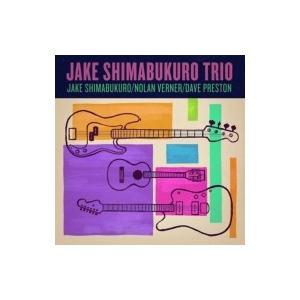 Jake Shimabukuro ジェイクシマブクロ / Trio 国内盤 〔CD〕