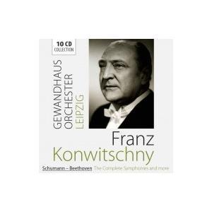 Beethoven ベートーヴェン / ベートーヴェン:交響曲全集、シューマン:交響曲全集 フランツ・コンヴィチュニ|hmv