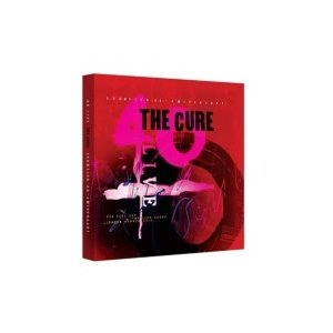 Cure キュアー / 40 Live Curaetion 25 + Anniversary [Deluxe Box Set] (2Blu-ray+4CD)  〔BLU-RAY DISC〕