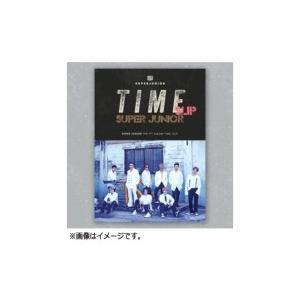 Super Junior スーパージュニア / 9集:  Time_Slip (ランダムカバー・バージョン)  〔CD〕