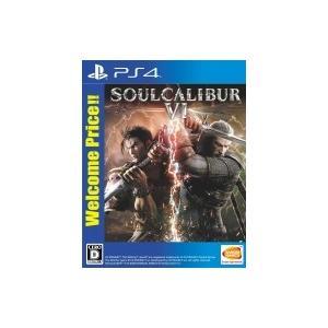 Game Soft (PlayStation 4) / SOULCALIBUR VI Welcome Price!!  〔GAME〕|hmv