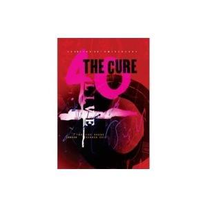 Cure キュアー / 40 Live - Curaetion-25 + Anniversary (2Blu-ray)  〔BLU-RAY DISC〕