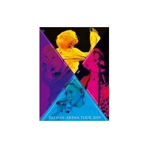テミン (SHINee) / TAEMIN ARENA TOUR 2019 〜XTM〜 【初回限定盤】(2DVD+PHOTO BOOKLET)  〔DVD〕