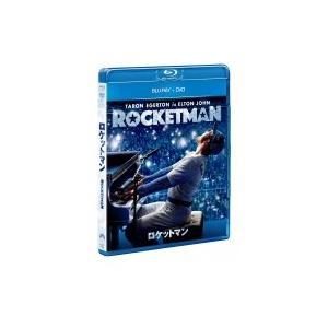 ロケットマン ブルーレイ+DVD<英語歌詞字幕付き>  〔BLU-RAY DISC〕