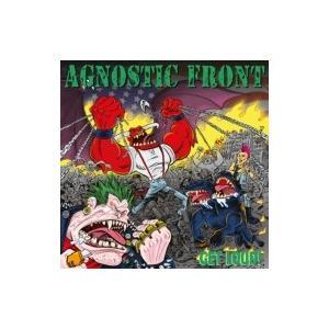 Agnostic Front / Get Loud 国内盤 〔CD〕