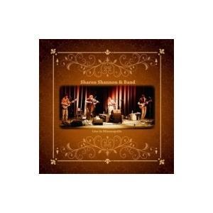 Sharon Shannon シャロンシャノン / Live In Minneapolis 国内盤 〔CD〕