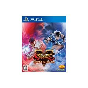 Game Soft (PlayStation 4) / ストリートファイターV チャンピオン エディション  〔GAME〕|hmv