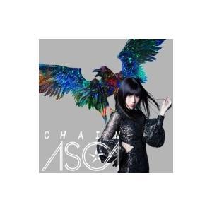 ASCA / CHAIN 【初回生産限定盤】(+Blu-ray)  〔CD Maxi〕