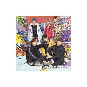 TOMORROW X TOGETHER (TXT) / MAGIC HOUR 【初回限定盤A】(+DVD)  〔CD Maxi〕