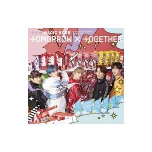 TOMORROW X TOGETHER (TXT) / MAGIC HOUR 【初回限定盤B】(+DVD)  〔CD Maxi〕