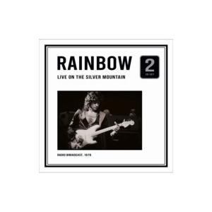 Rainbow レインボー / Live On The Silver Mountain (2CD) 輸入盤 〔CD〕