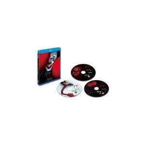 """【初回仕様】IT/イット THE END """"それ""""が見えたら、終わり。 ブルーレイ&DVDセット(3枚組/ボーナス・ディ"""