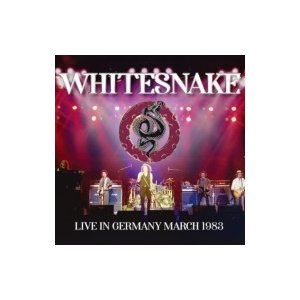 Whitesnake ホワイトスネイク / Ludwigshafen,  De 19th March 1983 (2CD) 輸入盤 〔CD〕