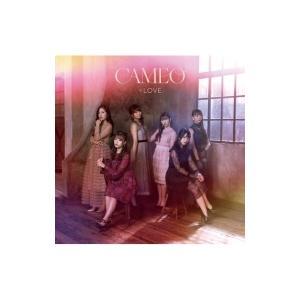 =LOVE / CAMEO 【初回仕様限定盤 Type-B】(+DVD)  〔CD Maxi〕|hmv