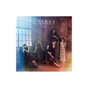 =LOVE / CAMEO 【初回仕様限定盤 Type-C】(+DVD)  〔CD Maxi〕|hmv