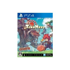 Game Soft (PlayStation 4) / 【PS4】リトルタウンヒーロー  〔GAME...