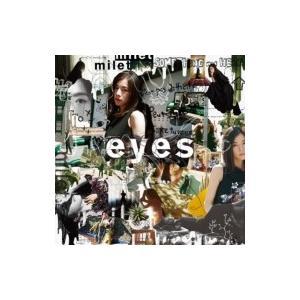 milet / eyes 【初回生産限定盤B】(+DVD)  〔CD〕|hmv