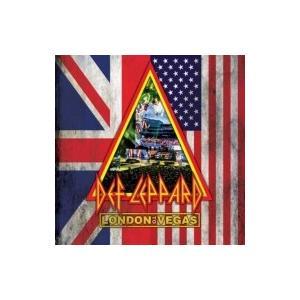 Def Leppard デフレパード / London To Vegas (Deluxe Box) (2Blu-ray+4CD)  〔BLU-RAY DISC〕|hmv