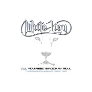 White Lion ホワイトライオン / All You Need Is Rock 'n' Roll:  The Complete Albums 1985-1991 (Clamshell 5CD Box Set) 輸入盤 〔CD〕|hmv