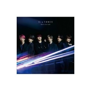 SixTONES / NAVIGATOR  〔CD Maxi〕|hmv