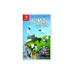 Game Soft (Nintendo Switch) / ヒューマン フォール フラット  〔GAME〕|hmv