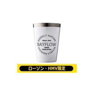 BAYFLOW LOGO TUMBLER BOOK WHITE【ローソン・HMV限定】 / ブランドムック   〔ムック〕|hmv