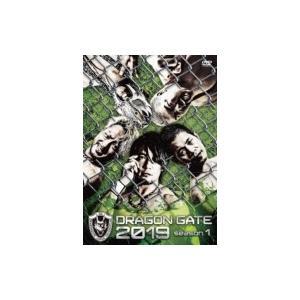DRAGON GATE 2019 season.1  〔DVD〕|hmv