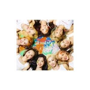 TWICE / Fanfare 【初回限定盤A】(+DVD)  〔CD Maxi〕