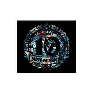 """MAN WITH A MISSION マンウィズアミッション / MAN WITH A """"BEST"""" MISSION 【初回生産限定盤】(+DVD)  〔CD〕