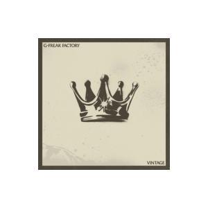 G-FREAK FACTORY / VINTAGE【初回限定盤】(+DVD)  〔CD〕|hmv