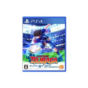 Game Soft (PlayStation 4) / 【PS4】キャプテン翼 RISE OF NEW CHAMPIONS  〔GAME〕|hmv