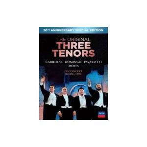 Tenor Collection / 3大テノール/世紀の競演〜30周年記念特別限定盤 ホセ・カレーラス、プラシド・ドミンゴ、ル|hmv