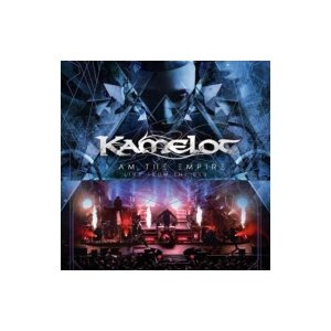Kamelot キャメロット / I Am The Empire (Live From The 013) (2CD+DVD+Blu-ray) 輸入盤 〔CD〕|hmv