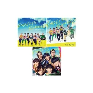 Kis-My-Ft2 / 《3形態同時購入特典付き》 ENDLESS SUMMER  〔CD Maxi〕|hmv