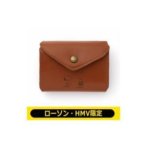 SNOOPY 三つ折り財布 BOOK BROWN【ローソン・HMV限定】 / ブランドムック   〔ムック〕|hmv