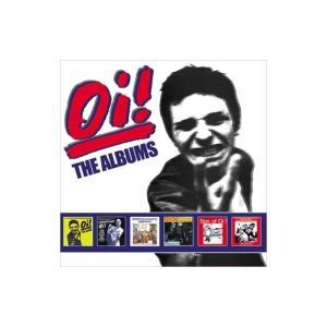 オムニバス(コンピレーション) / Oi! The Albums (6CD BOX) 輸入盤 〔CD〕|hmv