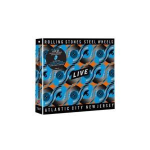 Rolling Stones ローリングストーンズ / Steel Wheels Live 【限定盤】(Blu-ray+2SHM-CD)  〔BLU-RAY DISC〕|hmv