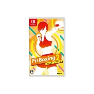 Game Soft (Nintendo Switch) / Fit Boxing 2 -リズム&エクササイズ-  〔GAME〕|hmv