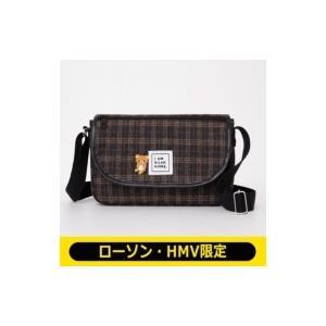 リラックマ ツイードショルダーバッグBOOK BROWN ver. 【ローソン・HMV限定】 / ブランドムック   〔ムック〕|hmv