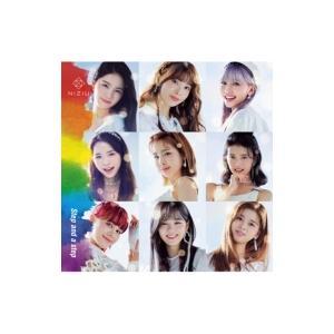 NiziU / Step and a step 【初回生産限定盤B】(CD+ブックレット)《特典無し》  〔CD Maxi〕|hmv