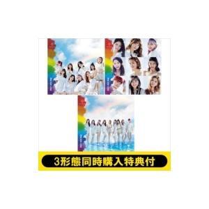 NiziU / 《3形態同時購入特典付き》 Step and a step 【初回生産限定盤A】+【初回生産限定盤B】+【通常盤】  〔CD Maxi|hmv