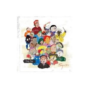 King Gnu / Sympa 【完全生産限定盤】(スプラッターディスク仕様 / 2枚組アナログレ...