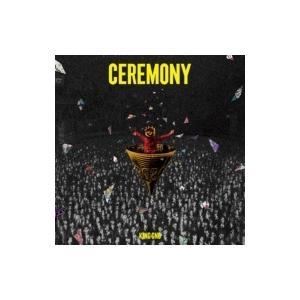 King Gnu / CEREMONY 【完全生産限定盤】(スプラッターディスク仕様 / 2枚組アナ...