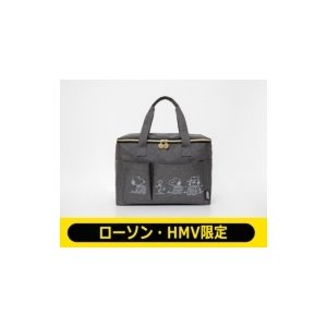 SNOOPY マルチに使えるBIGピクニックバッグ BOOK beagle brothers【ローソ...