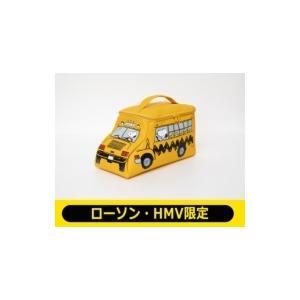 SNOOPY スクールバスのマルチポーチ BOOK【ローソン・HMV限定】 / ブランドムック   ...