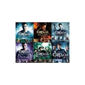 【同時購入】GRIMM/グリム セット【DVD】  〔DVD〕|hmv