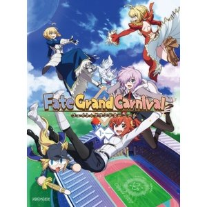 Fate / Grand Carnival 1st Season【完全生産限定版】  〔DVD〕 hmv